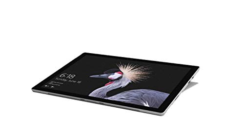 Tablet Microsoft Surface Pro (12,3') (Intel Core M3 DE 7) 4 GB de RAM, 128 GB de SSD, en Color Plata, sin lápiz ohne Type Cover 8 GB RAM + 256 GB SSD