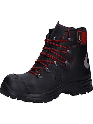 Haix Airpower XR3 Ropa de trabajo segura y flexible: prácticas botas de uso para el bosque, artesanía e industria., color Negro, talla 47.5 EU