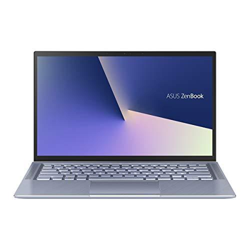 ASUS Zenbook UX534FTC-A8094T - Portátil de 15.6' FullHD (Intel Core i7-10510U, 16GB RAM, 512GB SSD, GTX1650-4GB, Windows 10) Plata - Teclado QWERY Español