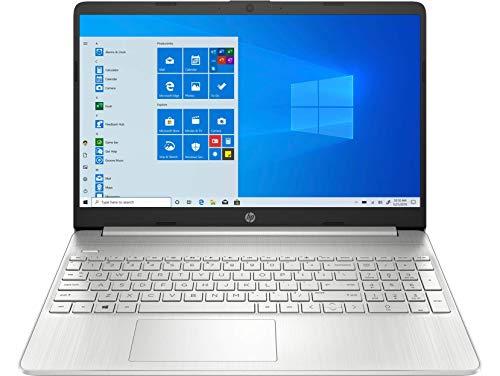 "HP 15s-fq2009ns – Ordenador portátil de 15,6"" FullHD (Intel Core i5-1135G7, 8GB RAM, 512GB SSD, Gráficos Intel Iris Xe, Windows 10 Home) Plata – Teclado QWERTY español"