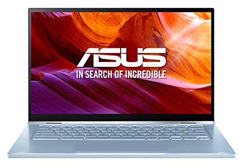 ASUS Chromebook Flip Z3400FT-AJ0111 - Ordenador portátil de 14' FullHD (Intel Core M3-8100Y, 8GB RAM, 64GB EMMC, Intel UHD Graphics 615, Chrome OS) Plata - Teclado QWERTY Español