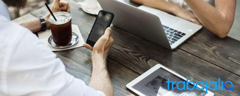 mejores apps para buscar trabajo en España