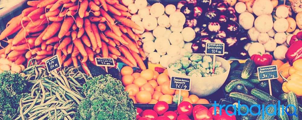 trabajar en consum supermercados