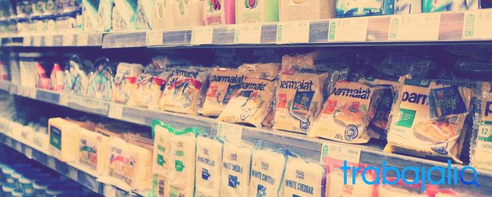 por qué trabajar en supermercados día