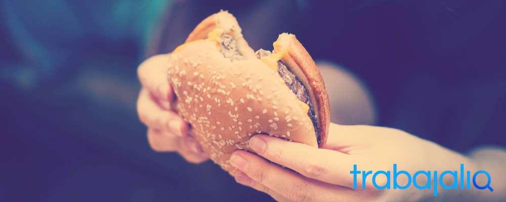 trabajar con burger king