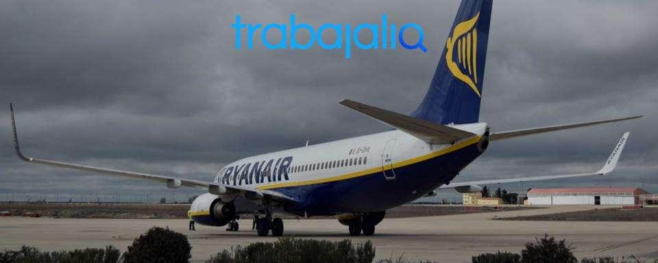 ¿Por qué trabajar en Ryanair?