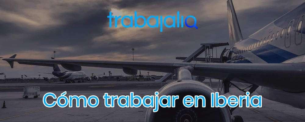 Trabar en Iberia