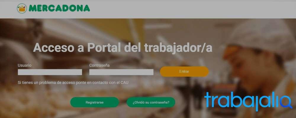 portal del trabajador mercadona