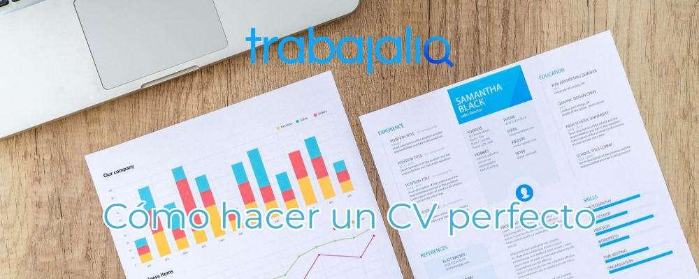 cómo hacer un currículum vitae en España