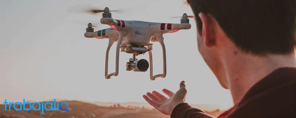 licencias necesarias para ser piloto de drones