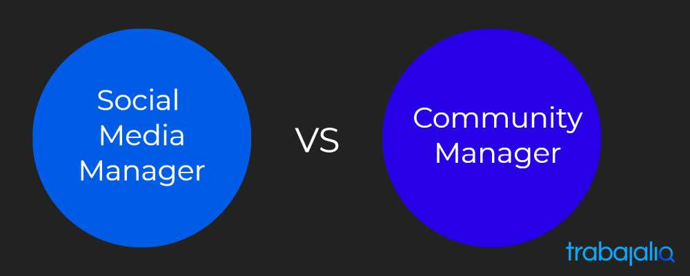 diferencia entre social media manager y community manager