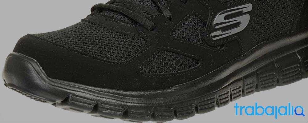 mejores zapatillas sketchers para trabajar de pie
