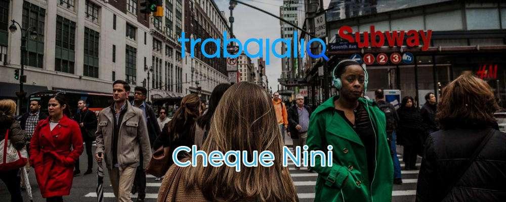 Cheque Nini