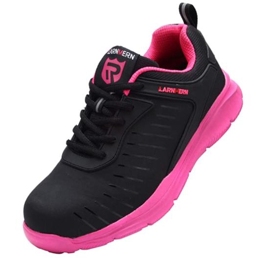 Zapatos de Seguridad Hombre Mujer, Punta de Acero