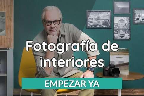 Curso Fotografía de interiores