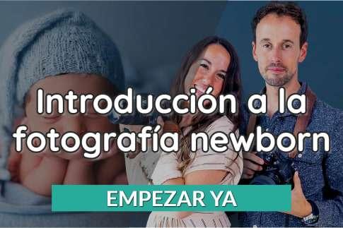 Introducción a la fotografía newborn