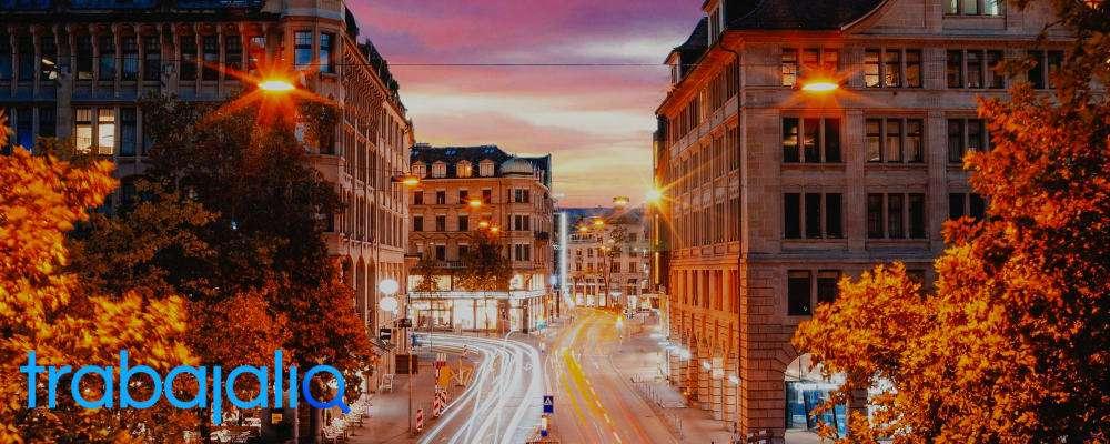 Dónde buscar ofertas de empleo en Suiza