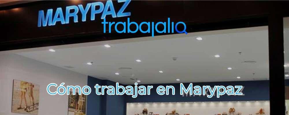 Trabajar en Marypaz