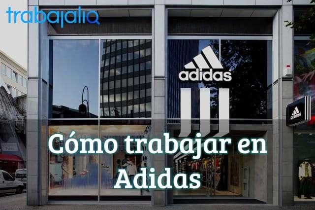 Cómo trabajar en Adidas