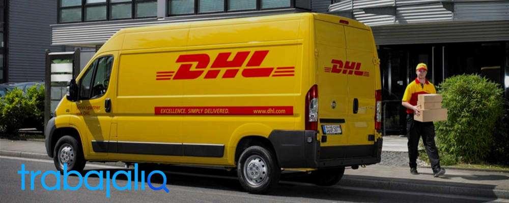 Cómo trabajar en DHL