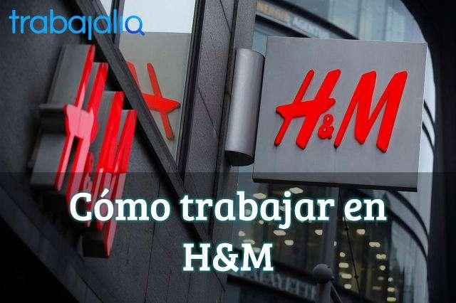 Cómo trabajar en H&M