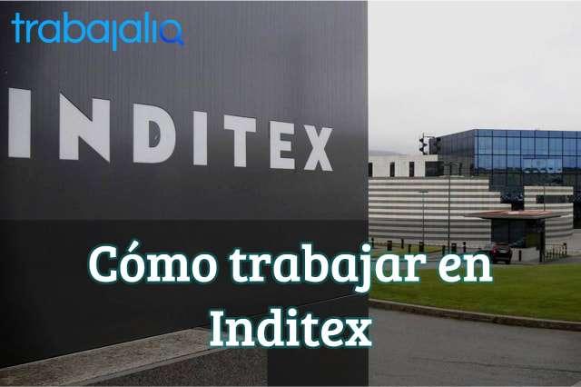 Cómo trabajar en Inditex