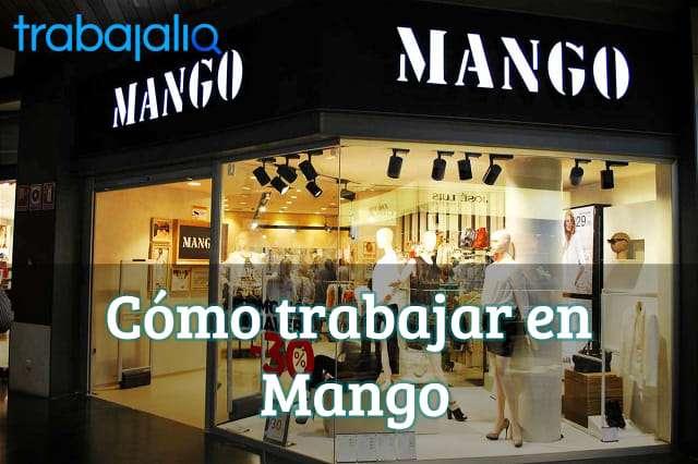 Cómo trabajar en Mango