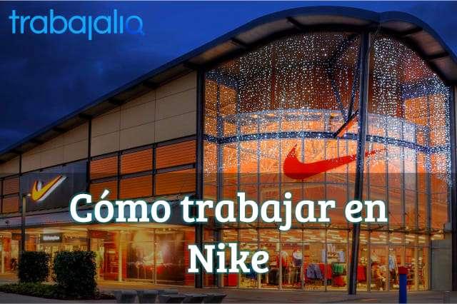 Cómo trabajar en Nike