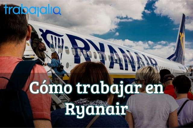 Cómo trabajar en Ryanair