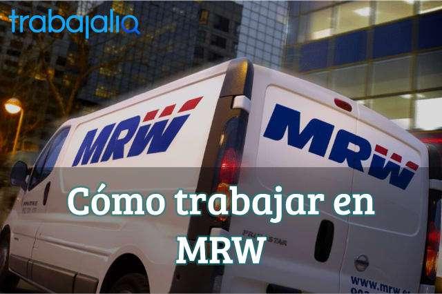 Trabajar en MRW